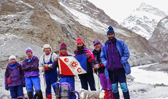 PATA Asia Discovery Award 1998 | Ibex Expeditions