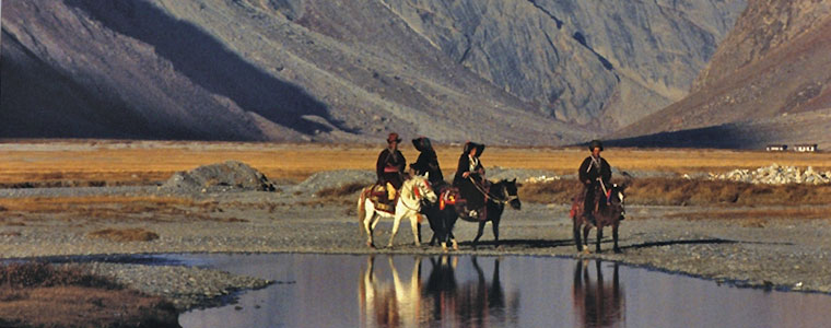 Horse Tours - Ibex Expeditions