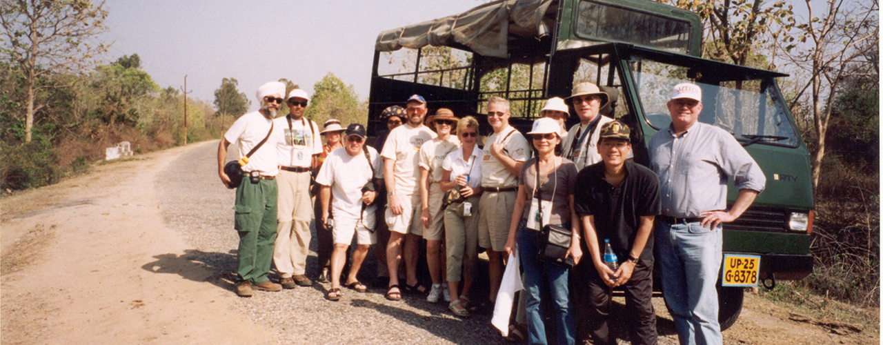 Corbett Eco Tour Of Pata Conference Delegates - Ibex Expeditions