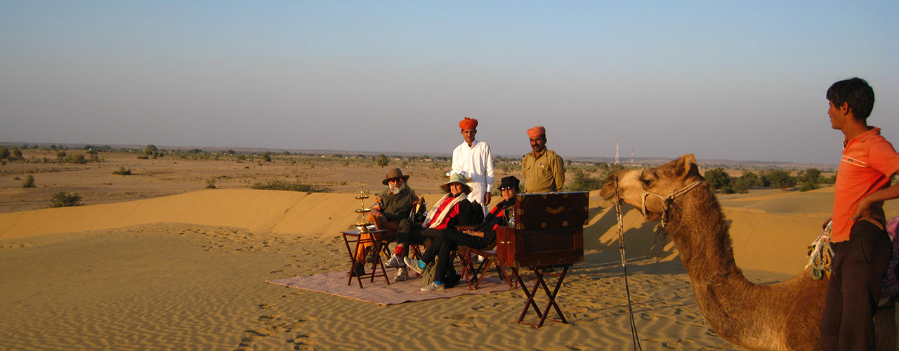 Luxury Desert Tours - Ibex Expeditions