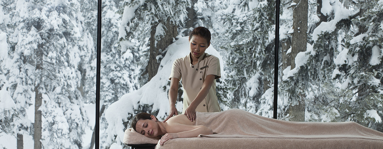 Spa Massage The Khyber Spa By L'occitane - Ibex Expeditions