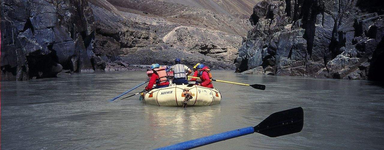 River Rafting Expeditions- Ibex Expeditions