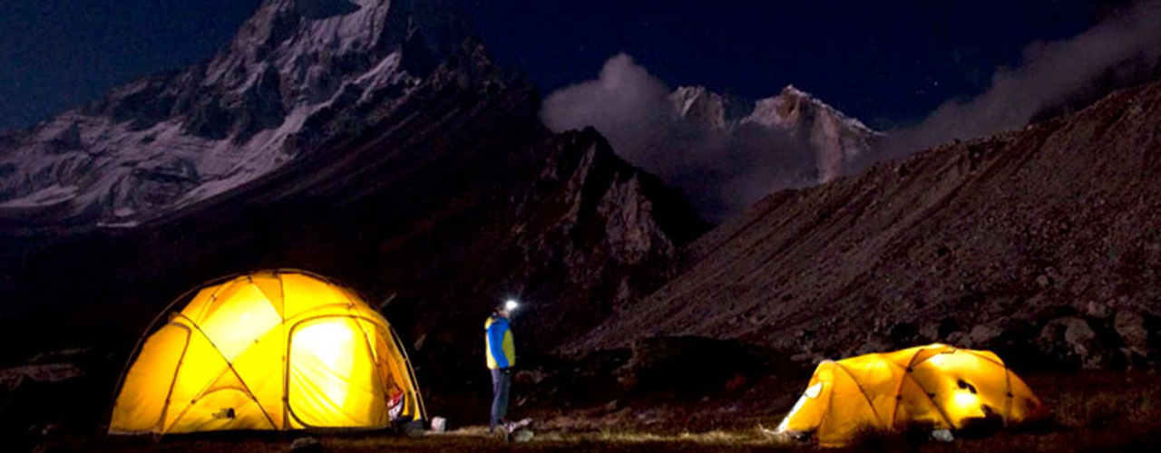 Camping In Uttarakhand - Ibex Expeditions
