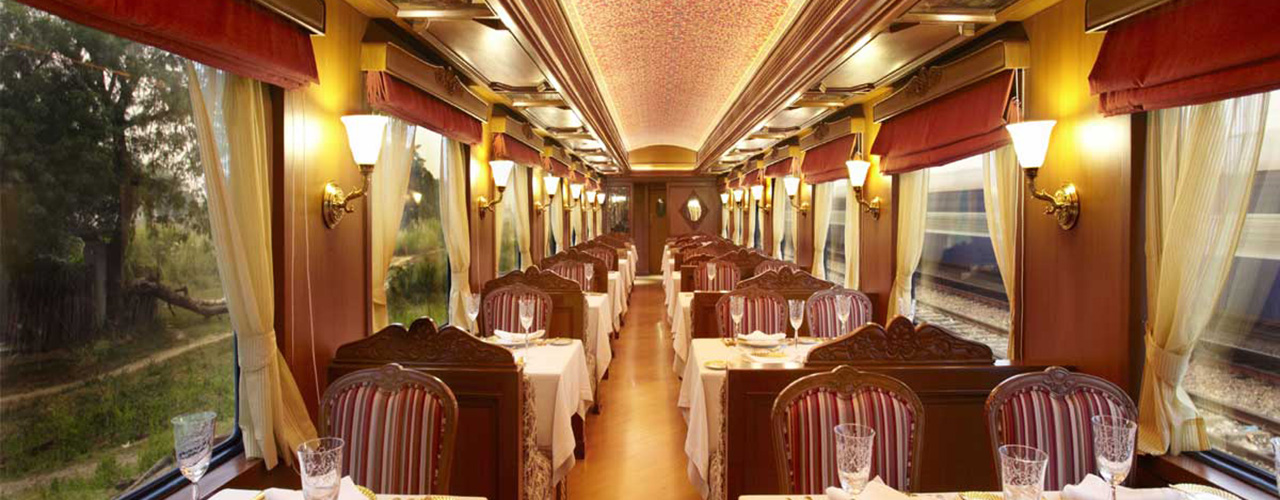 Luxury Train Tours - Ibex Expeditions