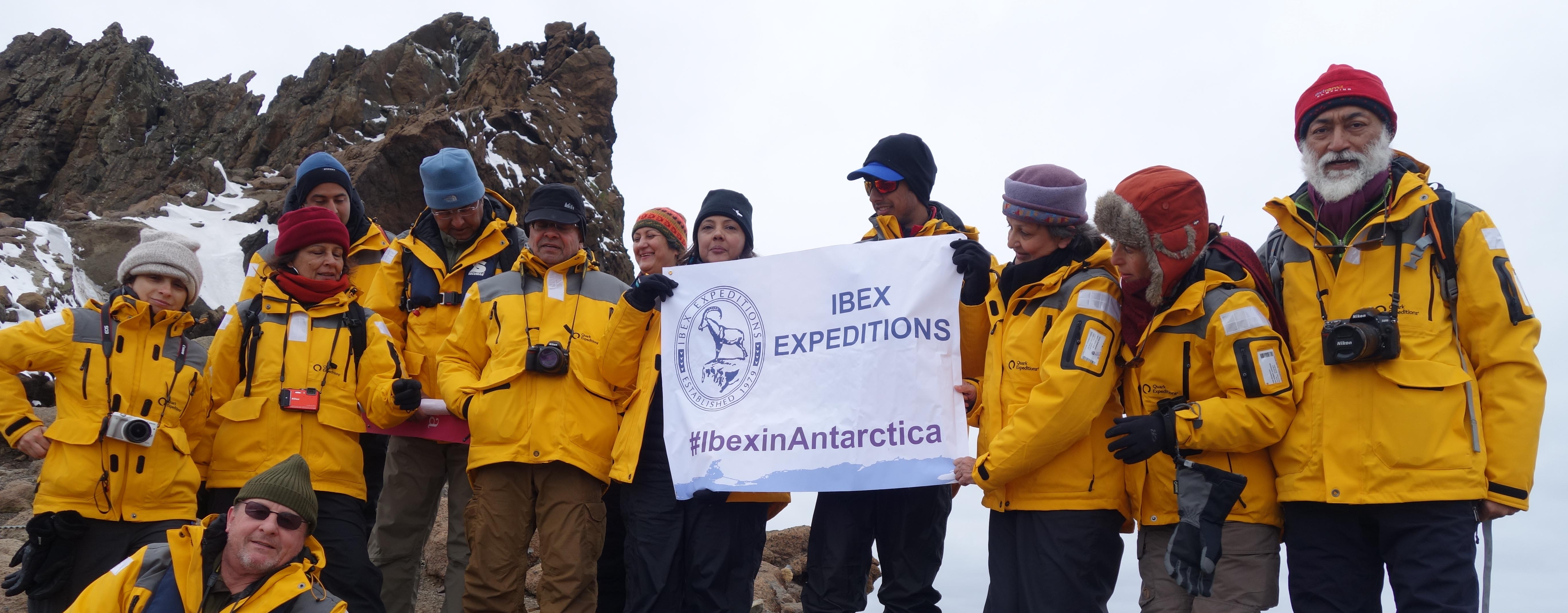 Ibex Expeditions In Antarctica
