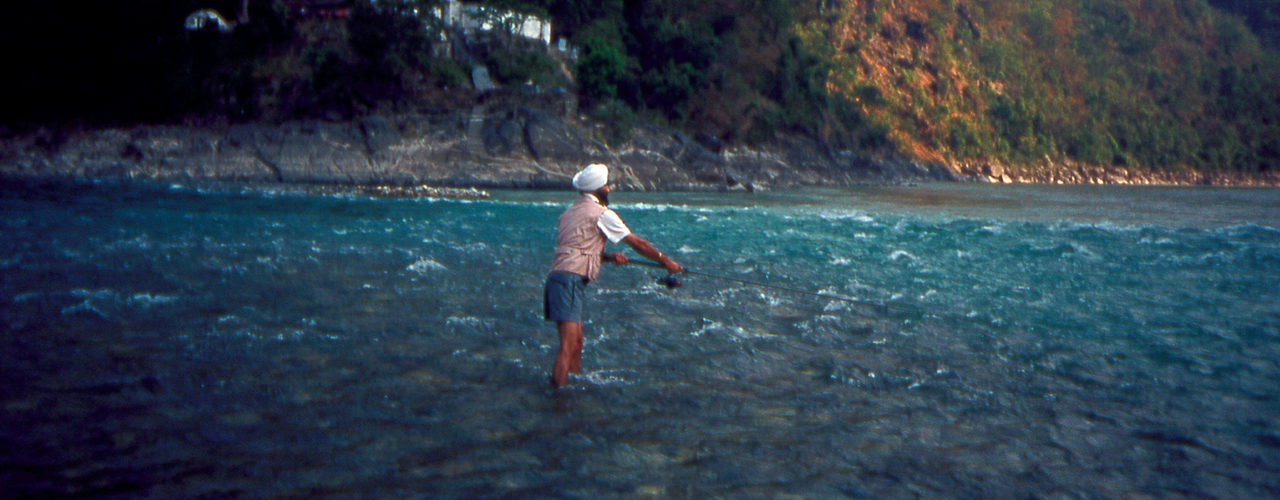 Mahseer Fishing - Ibex Expeditions