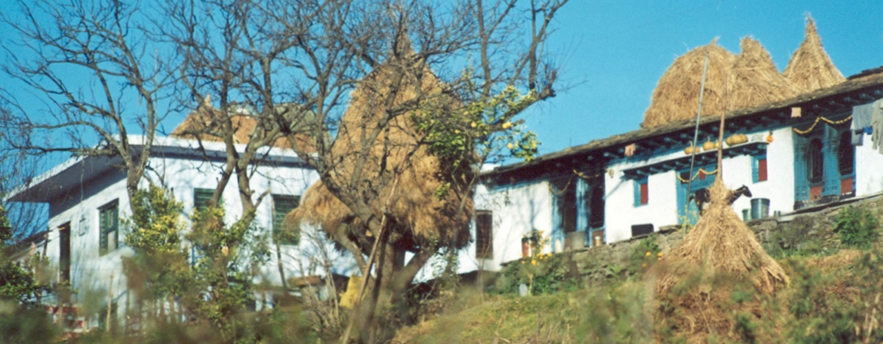 Kumaon Village Homes - Ibex Expeditions