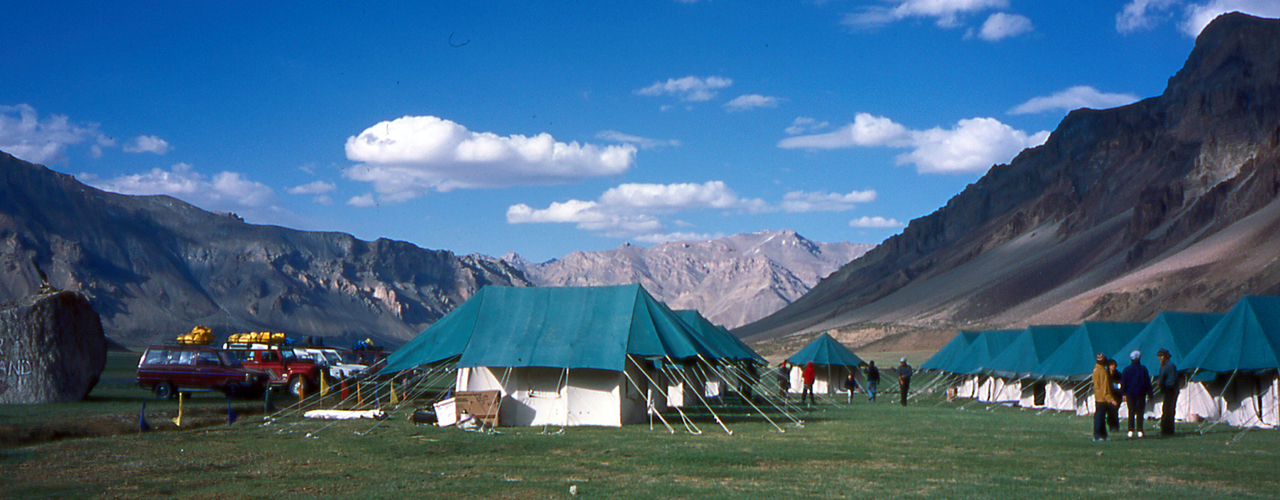 Sarchu Camp Enroute Ladakh Jeep Safari | Ibex Expeditions