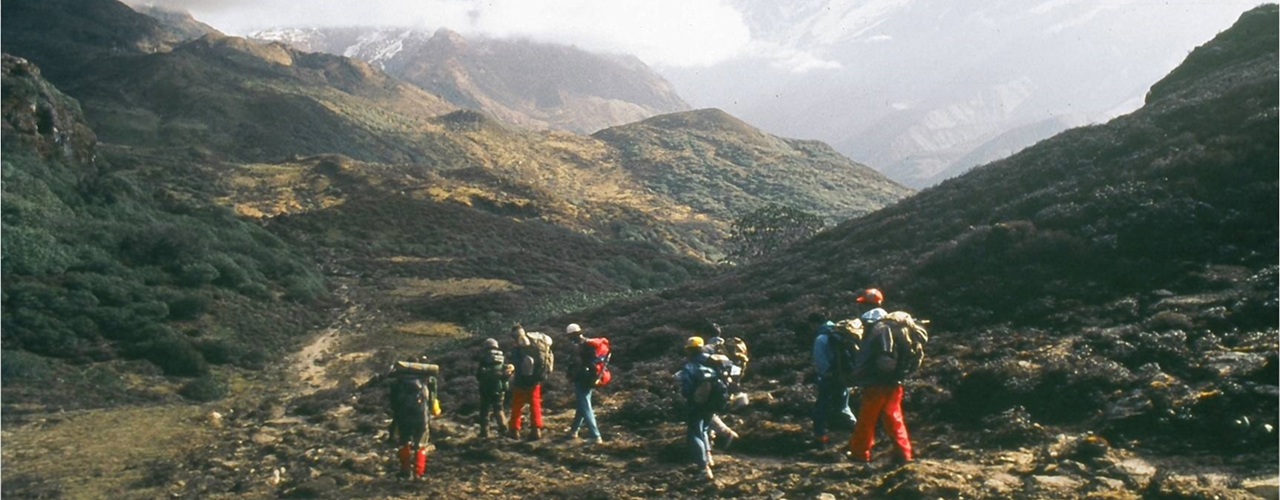 Sikkim Youth Exploration - Ibex Expeditions