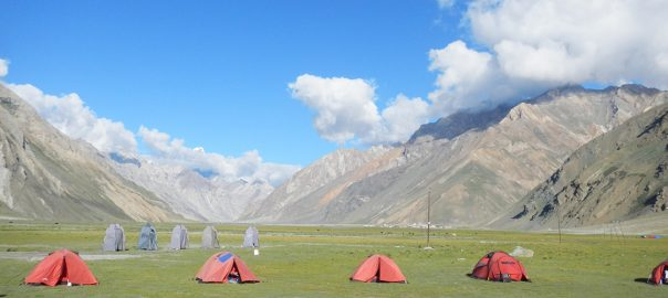 Zanskar Rafting - Ibex Expeditions