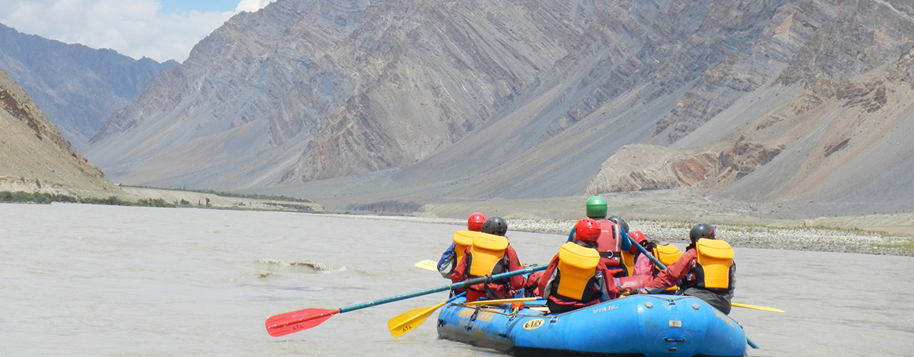 Zanskar Rafting Expedition - Ibex Expeditions