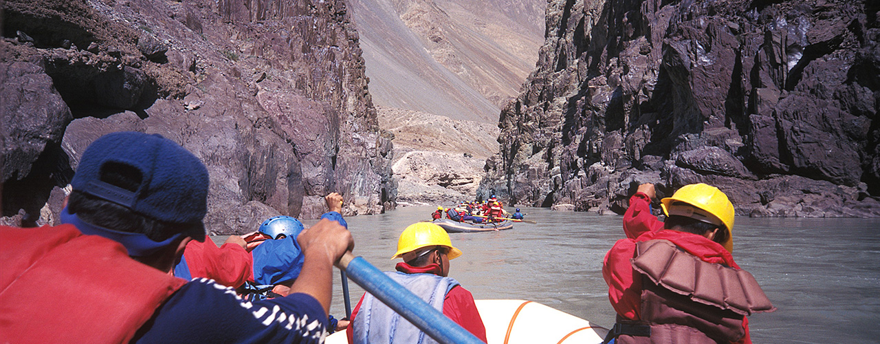 Zanskar River Trek - Ibex Expeditions