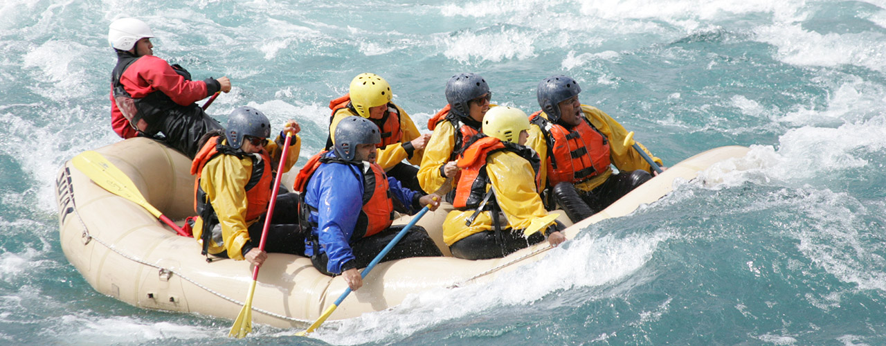 Chile Rafting - Ibex Expeditions