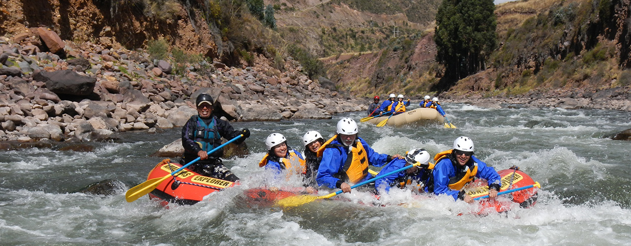 Peru Rafting- Ibex Expeditions