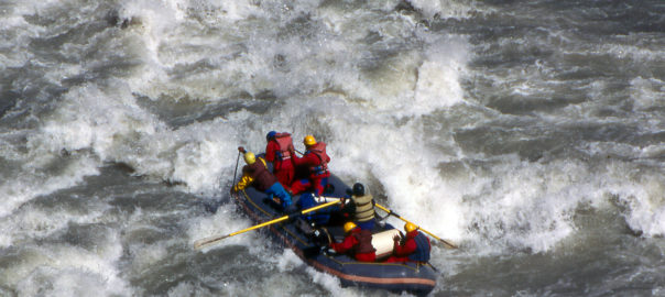 Rafting in the Zanskar - Ibex Expeditions