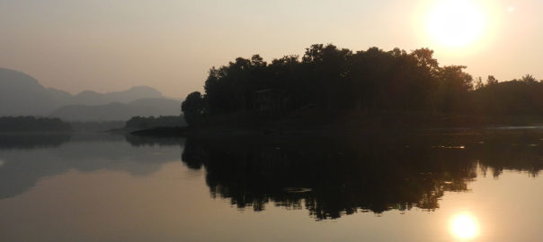 The Stillness of the River at Satpura