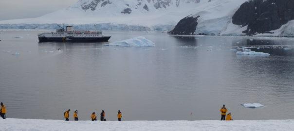 Racing To Cross Antarctica - Ibex Expeditions