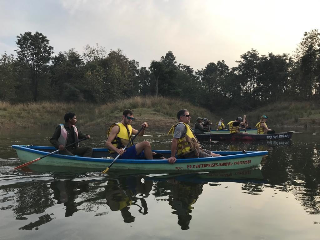 Satpura Tours Boating- Ibex Expeditions