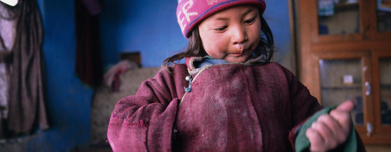 Remote area communities, Ladakh. Photography by Martin Hartely- Ibex Expeditions