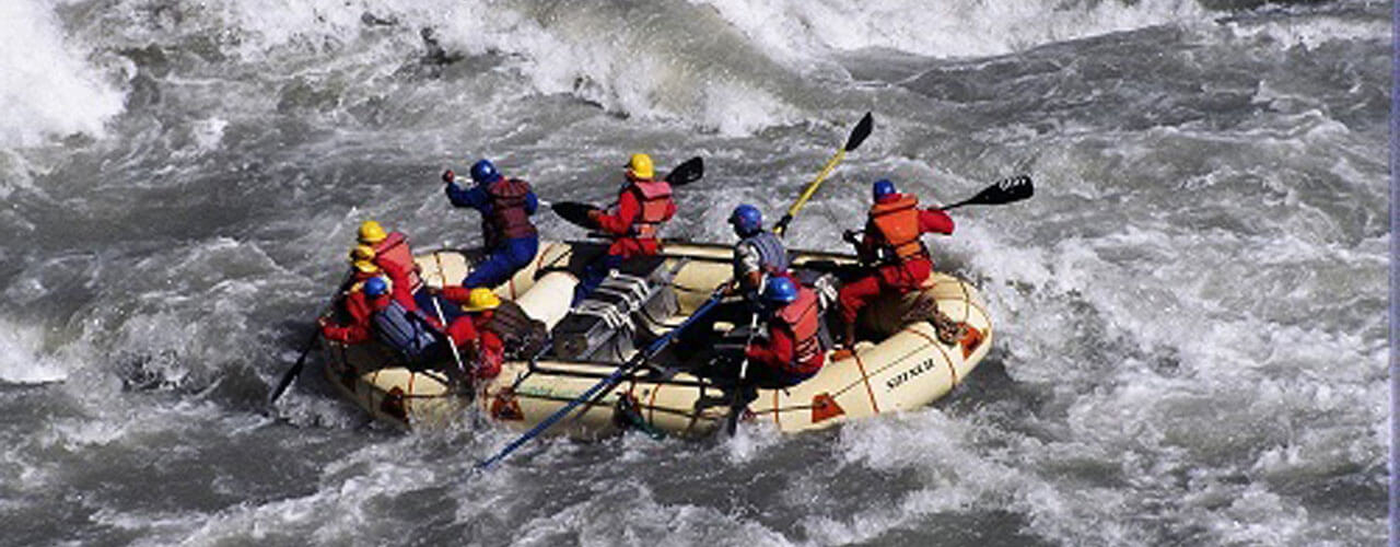 Adventure Rafting | Ibex Expeditions