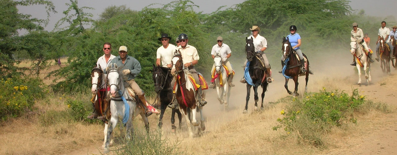 Adventure Tours | Horse Riding | Ibex Expeditions